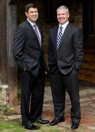 Tim Brennan & Eric Haughn Founders, Penfield Marine