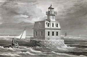 Penfield lighthouse rendering